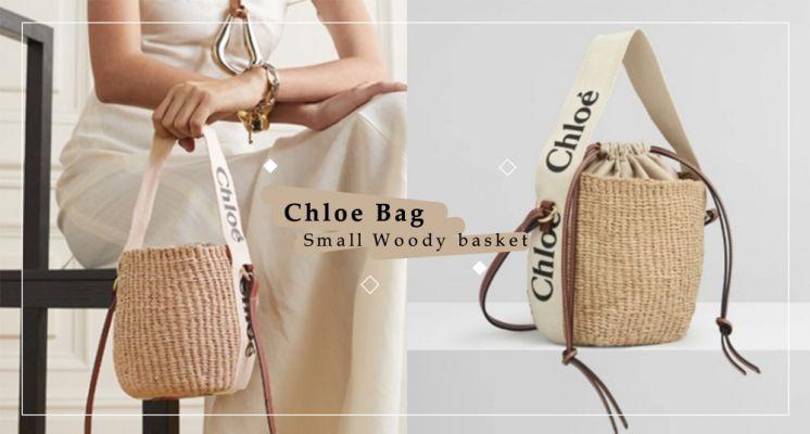 【時尚研究室】還沒開賣預購先爆單!Chloé全新「迷你燕麥編織包」,超可愛包型+設計一眼就想買單!