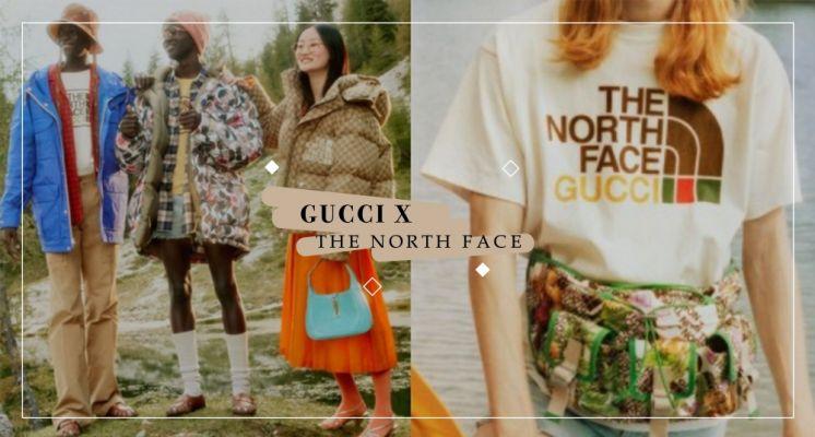 GUCCI×The North Face聯名正式登場!打造一系列時髦又機能的登山單品,實在太欠買!快閃店時間、地點在這裡~
