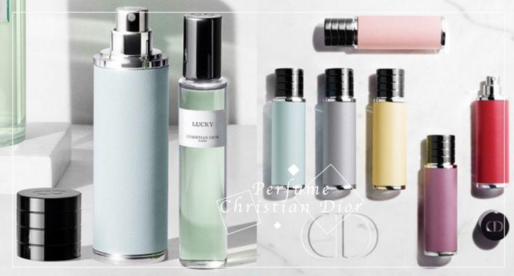 女孩包包必備!Dior全新「隨身香水瓶」小羊皮奢華質感+專屬香水,讓你隨時隨地都香香~