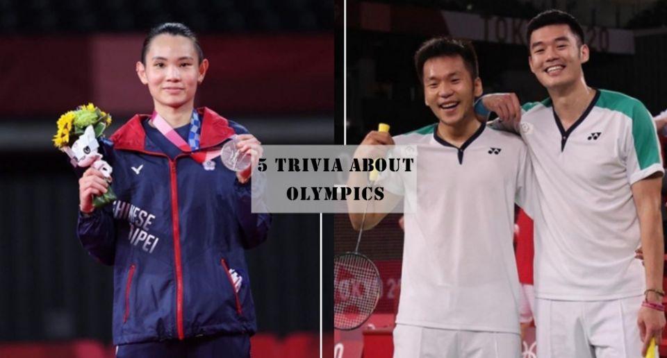 中華隊頒獎非國旗歌?盤點5個「奧運冷知識」:原來選手出場可自選歌曲!
