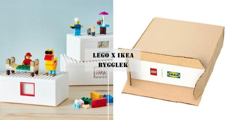 台灣也買得到啦!IKAE X LEGO 聯名BYGGLEK積木收納盒驚喜登場,遊戲盒+樂高積木一次滿足~這天首波開賣!