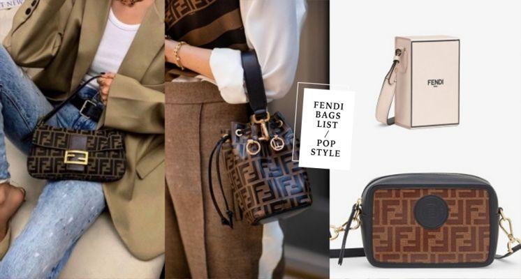 【時尚研究室】從這幾款下手不會錯!盤點Fendi線上購物必買包款Top5,Fendi小腰包一包多用Cp值超高!