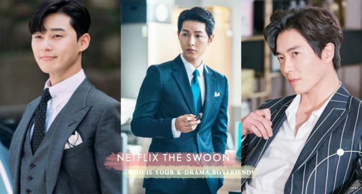 誰是你的韓劇男友?Netflix推出「韓劇心理測驗」,43位韓劇男演員外表、個性誰才是你的真正的理想型?