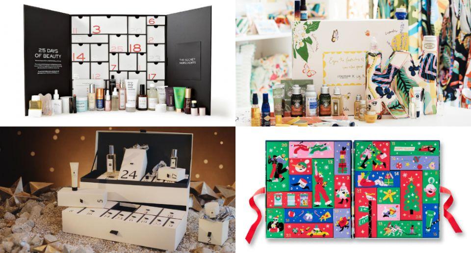 2021聖誕倒數月曆盤點,超過10家品牌+電商!benefit暢銷眉筆、品木宣言超神靈芝水,還有Bobbi Brown電眼睫毛膏…