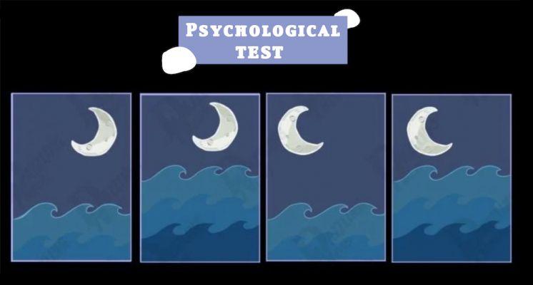 國外網瘋傳「月亮與海」心理測驗!選擇月亮與海平面的位置,測出你潛意識中的隱藏性格!只有15%的人會選這張圖!