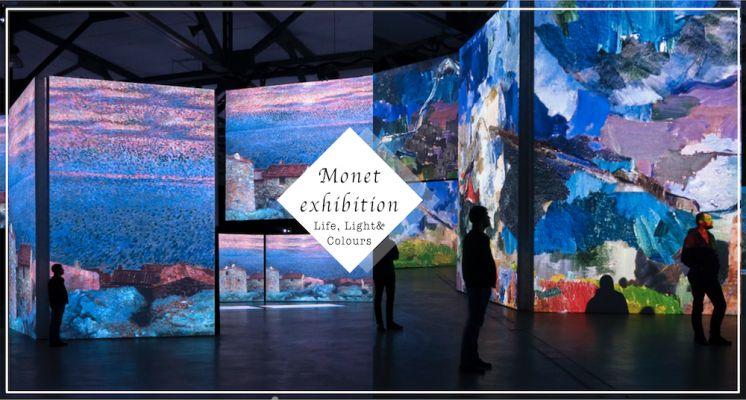 《印象‧莫內—光影體驗展》6月登台!2021夏天必看展覽再加一,經典畫作《睡蓮》登上巨幕,亞洲首站巡迴在台灣!