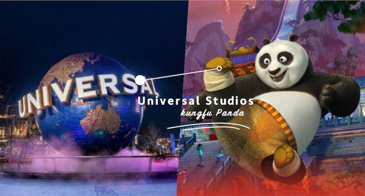 2021北京環球影城5月盛大開幕!全球最大7大園區2大酒店,還有濃濃中國風獨有園區「功夫熊貓蓋世之地」!