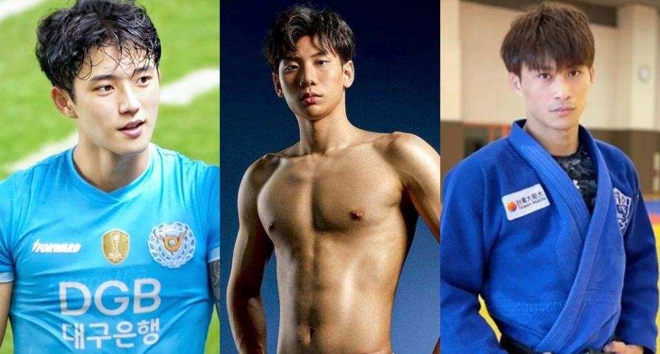 2020東京奧運必追鮮肉帥哥!台灣19歲小蝶王「王冠閎」、柔道男神「楊勇緯」,還有韓國偶像級選手「鄭勝元」!