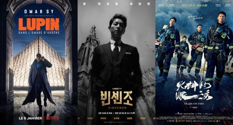 【追劇情報局】2021上半年Netflix台灣熱播排行榜!三部話題台劇《火神的眼淚》、《未來媽媽》皆上榜,這部穩居冠軍寶座!