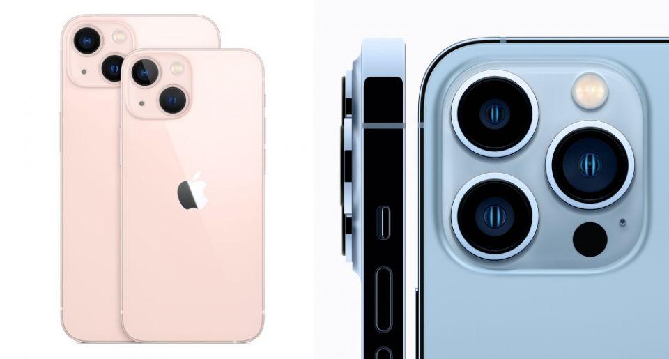 iPhone13寶寶粉、天空藍美炸!蘋果推出iPhone舊換新方案,最高可折抵23000元!