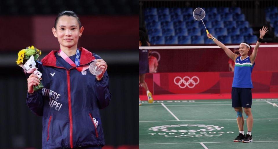 贏得全台灣人的金牌!世界球后戴資穎的勵志語錄:「不完美總是存在著,才有動力去追求更好的結果。」