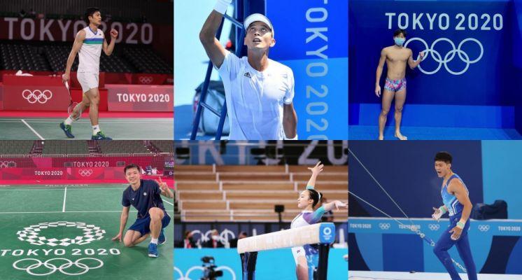 每位都是台灣的驕傲!東奧無緣奪牌的優秀中華隊選手(上集),謝謝他們讓世界看見台灣!