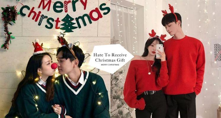送這個超NG!男生票選「最討厭收到的聖誕禮物」排行榜TOP5,送禮別再踩雷了!
