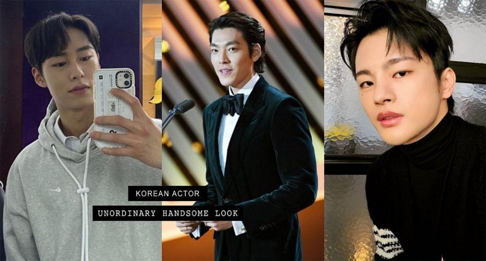 韓網友票選「醜帥」男星:金宇彬、李宰旭、徐仁國皆上榜,是越看越讓人深陷的魅力外表!