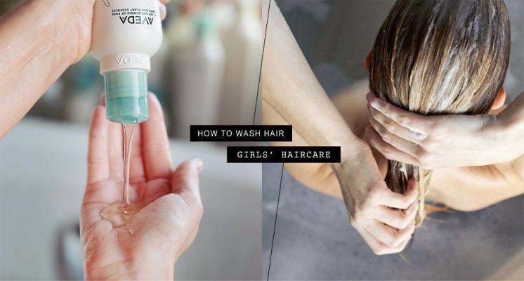 掌握5個洗頭技巧洗出柔順光澤秀髮!定期做頭皮去角質,髮絲才能輕盈蓬鬆!