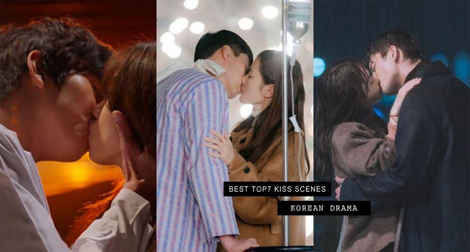 【追劇情報局】盤點韓劇經典吻戲名場面:《愛的迫降》、《金秘書》火熱吻戲讓人臉紅心跳,這部吻戲更破3億觀看!