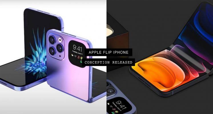 蘋果將推出「折疊機」?全新概念圖搶先曝光,預計將於2022年上市!