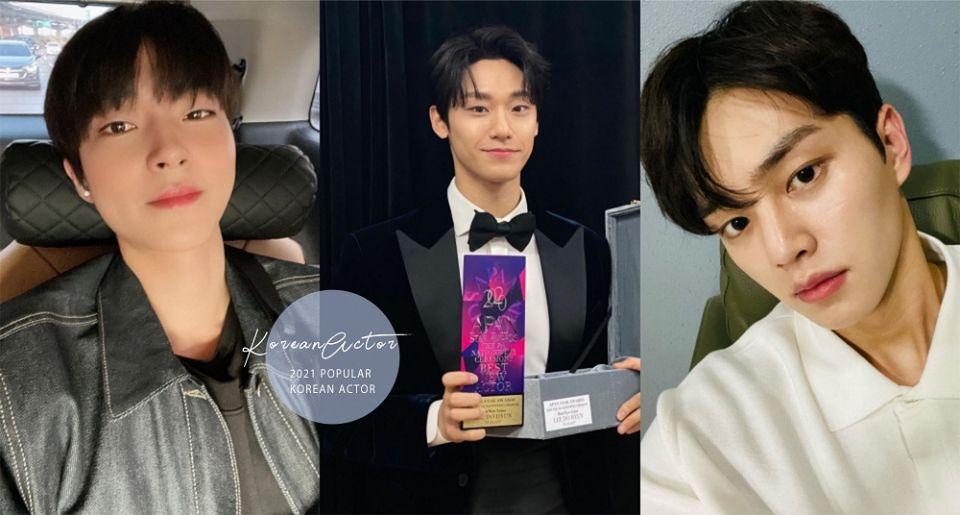 2021大勢新生代男演員盤點:宋江、李到哯、黃寅燁都將出演「姐弟戀」韓劇,預計下半年播出!