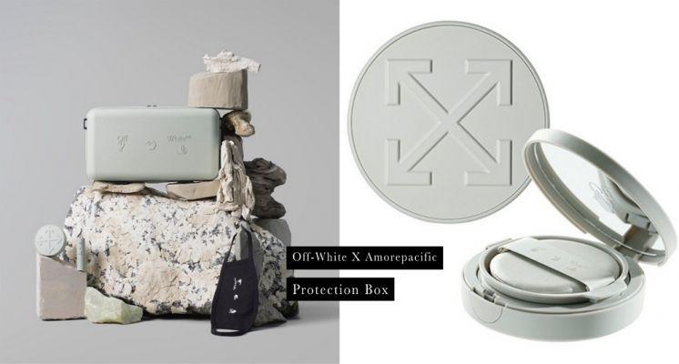 最狂美妝聯名!Off-WhiteX愛茉莉集團推出「Protection Box」,再加碼「Play Kit」桌遊組合!