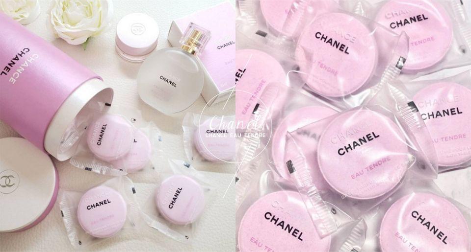 小仙女都該擁有它!香奈兒推出「粉色馬卡龍泡澡錠」,溫柔優雅的花果香調超撩人!