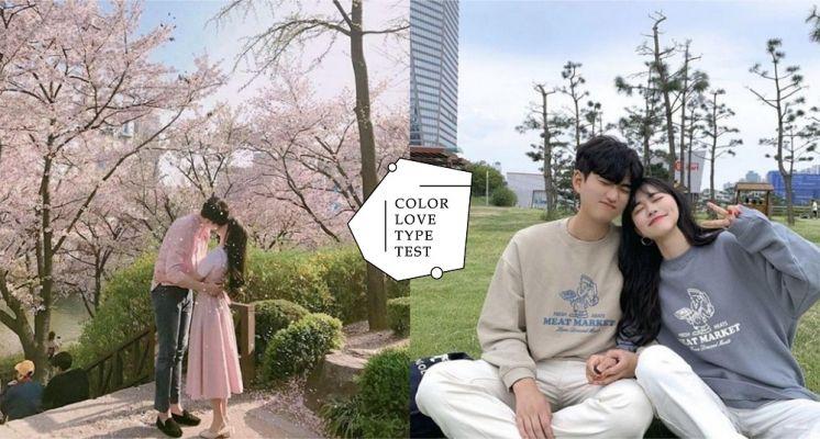 日本SNS大熱!戀愛顏色心理測驗,從6種粉紅色中找出你的愛情觀、戀愛性格!