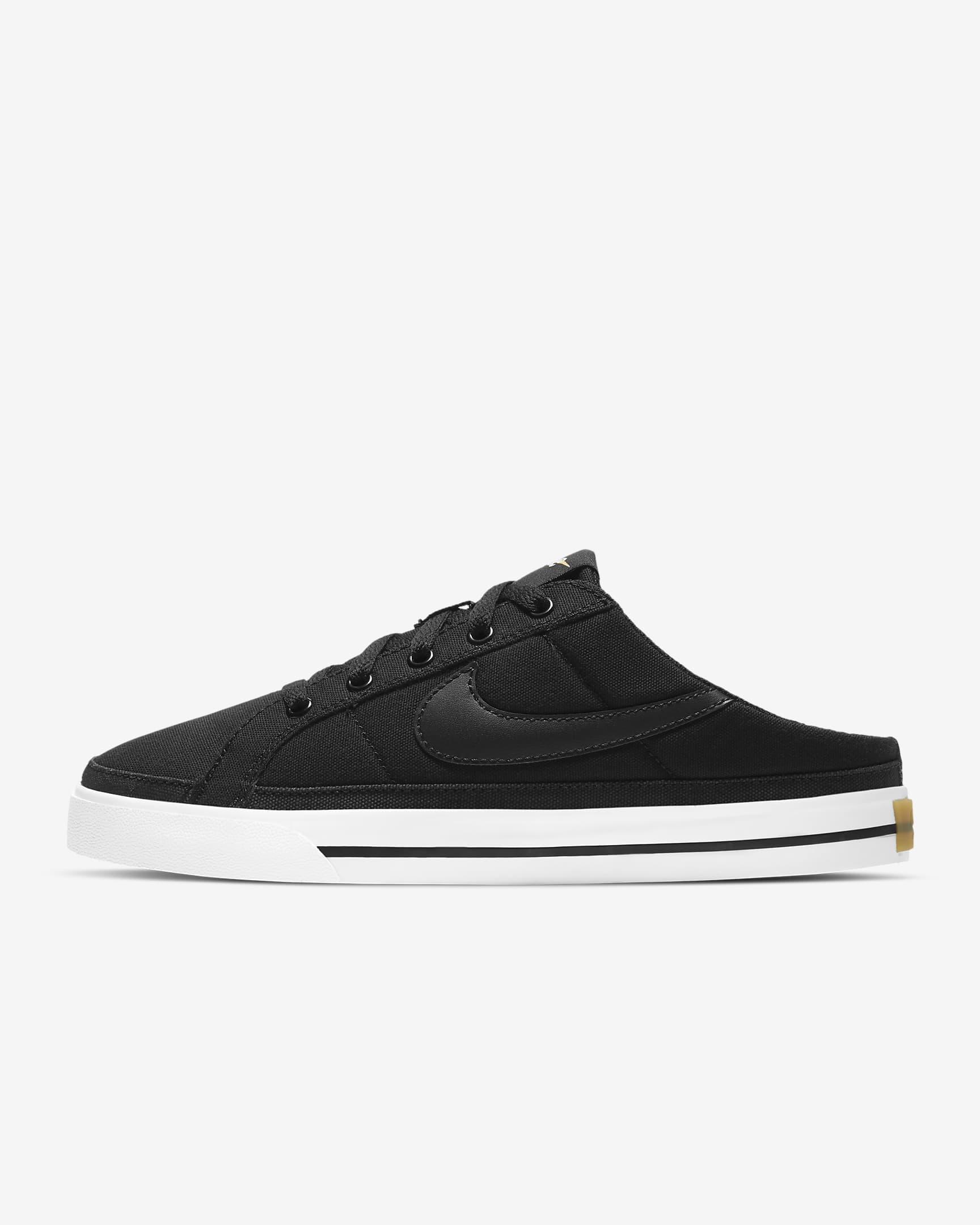 #1. Nike Court Legacy 穆勒鞋(女款)