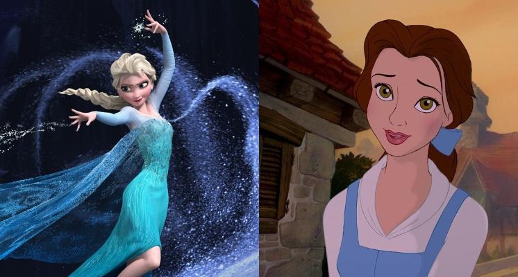 艾莎差點成為超級大反派?幸好有這首歌出現~22個你不知道的迪士尼公主小秘密!