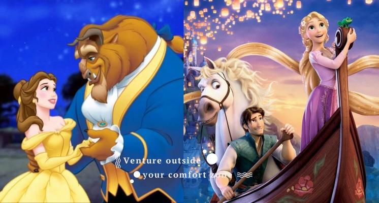 「踏出舒適圈去冒險吧!」迪士尼公主5句心靈雞湯讓你勇於做夢♡每一句都值得收藏~