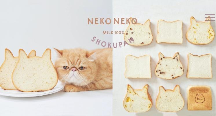 日本萌爆「貓咪生吐司」即將來台快閃!肉球瑪德蓮、貓尾巴丹麥可頌狙擊你的少女心♡