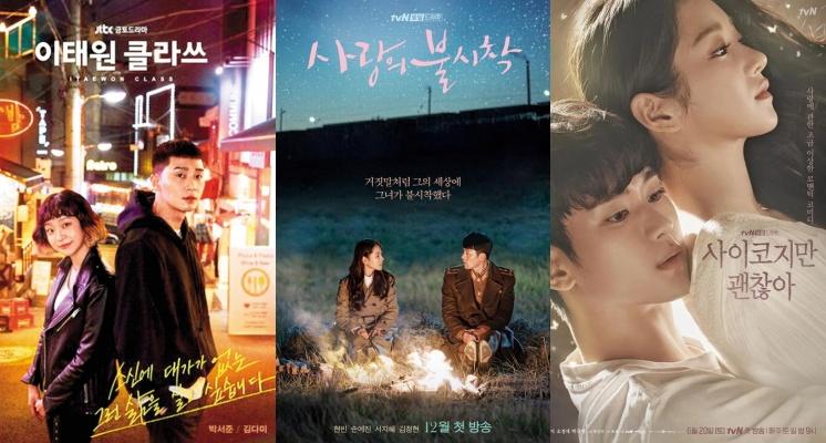 2020 Netflix熱門韓劇排行TOP 5!拿下冠軍寶座的是「它」,今年夯劇《梨泰院Class》、《雖然是精神病但沒關係》通通都上榜~